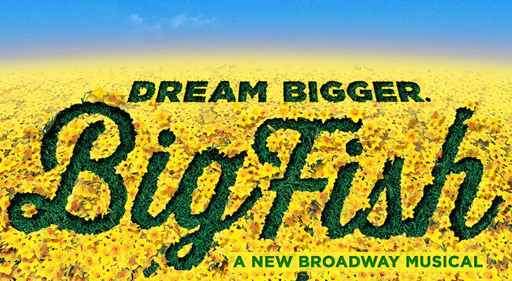 The encore musical theatre company dexter mi for Big fish company